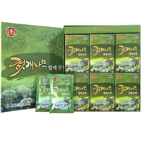 Nước hồng sâm bổ gan Hàn Quốc chính hãng Bio Hàn Quốc - 8809013357641